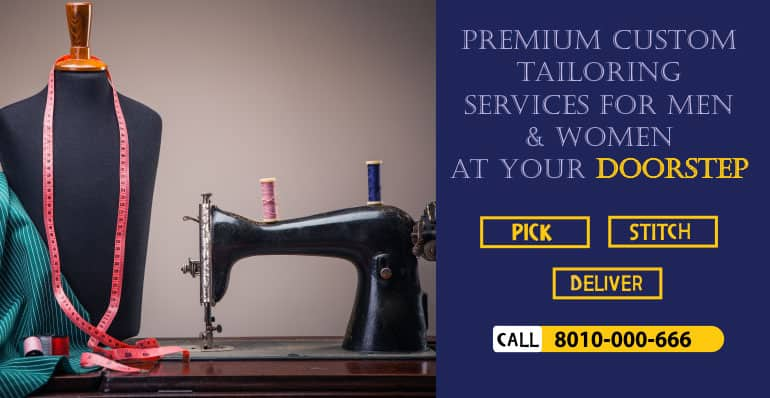 high quality custom tailoring services for men and women across delhi gurgaon noida and ghaziabad and faridabad